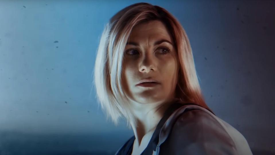 Вышел первый трейлер 13-го сезона «Доктора Кто»