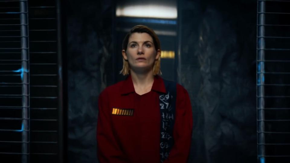 Посмотрите трейлер рождественской серии «Доктора Кто»