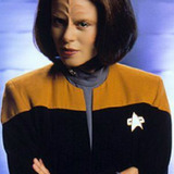 Roxann Dawson — Lt. B'Elanna Torres