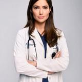 Janet Montgomery — Dr. Lauren Bloom