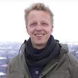 Fridtjof Nilsen — Presenter