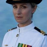 Lisa McCune — Lieutenant Kate