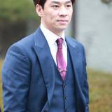 Jung Sang Hoon — Ahn Jae Suk