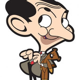 Rowan Atkinson — Mr. Bean