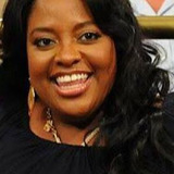 Sherri Shepherd — Principal Paula Madison