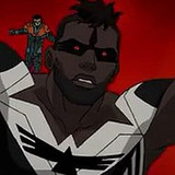 Jason Mitchell — John Trujillo / Black Condor (Earth-X)