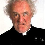 Frank Kelly — Father Jack Hackett