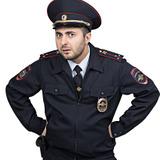 Демис Карибидис — Лахитов, старший лейтенант полиции