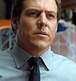 Stephen Peacocke — Detective Josh Levine