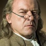 Dean Norris — Benjamin Franklin
