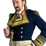 Valentine Pelka — Colonel Luis Montoya