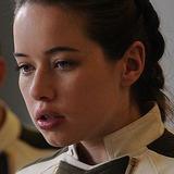 Anna Popplewell — Chyler Silva