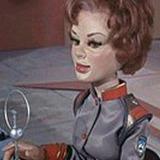Lois Maxwell — Lieutenant Atlanta Shore