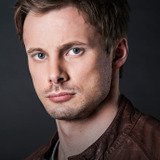 Bradley James — Damien Thorn