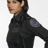 Missy Peregrym — Officer Andy McNally