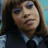 Chandra Russell — Sergeant Turner