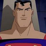 George Newbern — Superman / Clark Kent