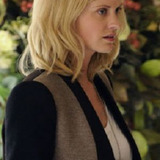 Lauren Lee Smith — Sgt. Michelle McCluskey