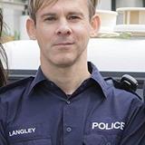 Dominic Monaghan — Stephen Langley