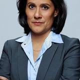Sakina Jaffrey — Agent Denise Christopher