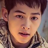 Song Joong Ki — Yoo Si Jin