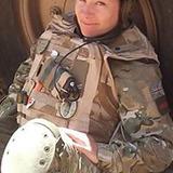 Katie Lyons — Corporal Lynda Bird