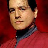 Robert Beltran — Commander Chakotay