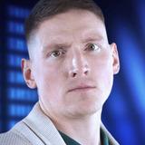 Марк Овчинников — майор Аркадий Вадимович Шведов, ст.опер