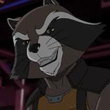 Trevor Devall — Rocket Raccoon