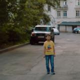 Егор Лешкевич — Мальчик с гироскутером