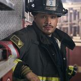 Joe Minoso — Firefighter Joe Cruz