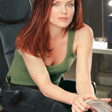 Dina Meyer — Barbara Gordon / Batgirl / Oracle