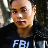 Roxy Sternberg — Special Agent Sheryll Barnes