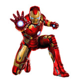 Mick Wingert — Iron Man