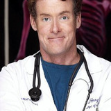 John C. McGinley — Dr. Percival
