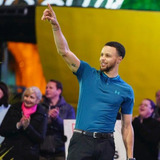 Stephen Curry — Resident Golf Pro