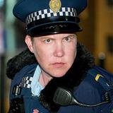 Karen O'Leary — Officer O'Leary