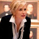 Sharon Stone — Vice President Natalie Kane Maccabee