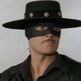 Duncan Regehr — Zorro