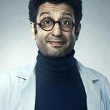 Adeel Akhtar — Dr. Barry Shaw