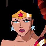 Susan Eisenberg — Wonder Woman / Princess Diana