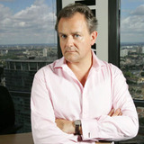 Hugh Bonneville — Ian Fletcher