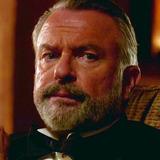 Sam Neill — Lord Carnarvon