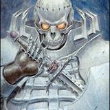 Akio Ohtsuka — The Skull Knight