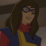 Kathreen Khavari — Ms. Marvel