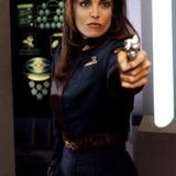Tracy Scoggins — Captain Elizabeth Lochley