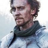 Tom Hiddleston — Prince Hal a.k.a. Henry V