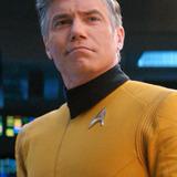 Anson Mount — Captain Christopher Pike