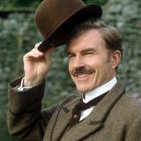Edward Hardwicke — Dr. John H. Watson