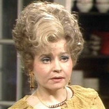 Prunella Scales — Sybil Fawlty